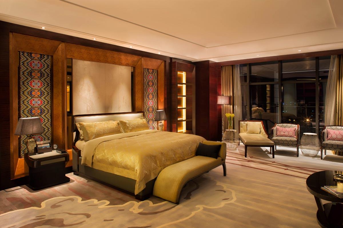 بالصور ديكورات غرف النوم الرئيسية , التصاميم الجديده لغرف النوم 4526 7