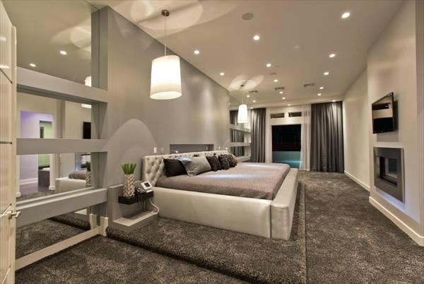 بالصور ديكورات غرف النوم الرئيسية , التصاميم الجديده لغرف النوم 4526 8
