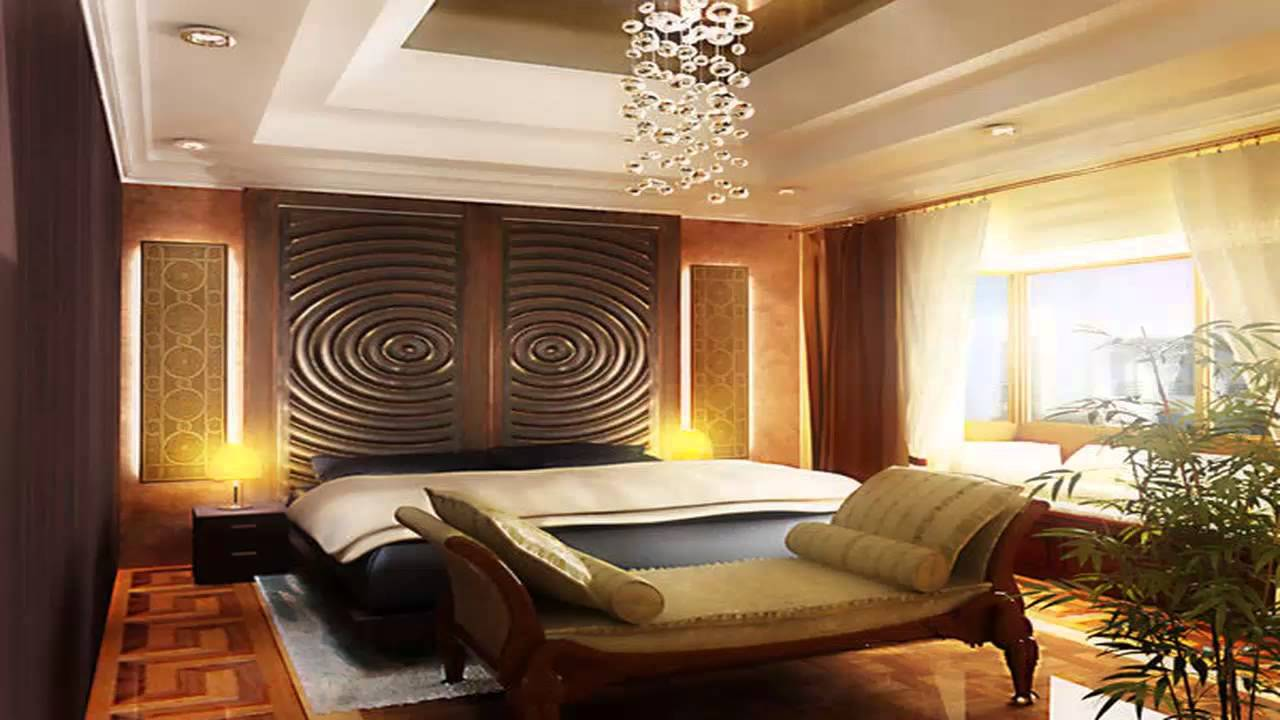 صور ديكورات غرف النوم الرئيسية , التصاميم الجديده لغرف النوم