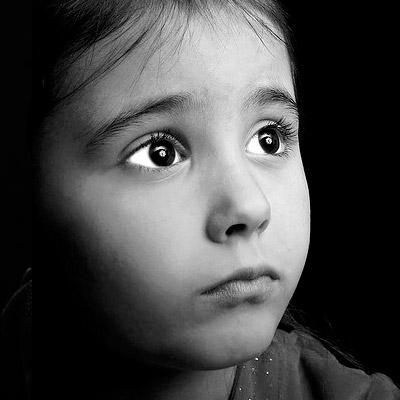 بالصور طفلة حزينة , دموع وحزن الاطفال 4543 3