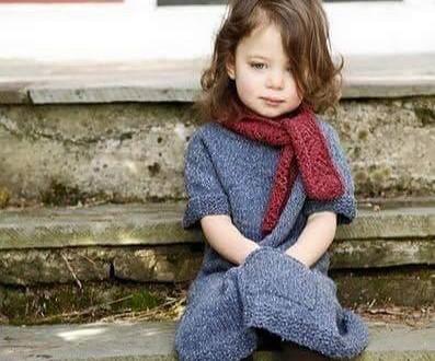 بالصور طفلة حزينة , دموع وحزن الاطفال 4543 8