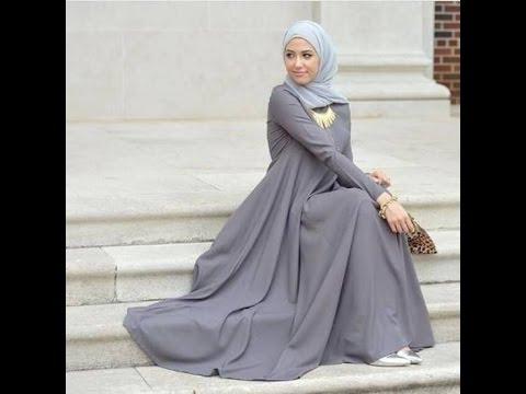 بالصور لباس المحجبات , تالقى بملابس محتشمه 4562 2