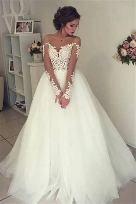 بالصور صور فساتين عرايس , فساتين زفاف راقيه 4623 6