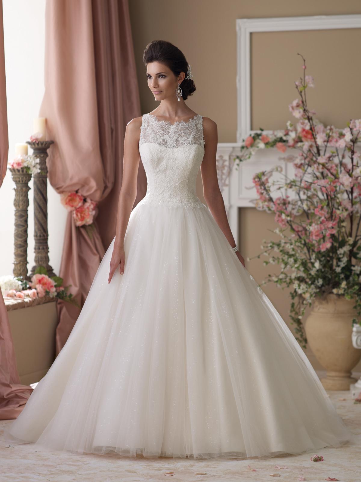 بالصور صور فساتين عرايس , فساتين زفاف راقيه 4623 9