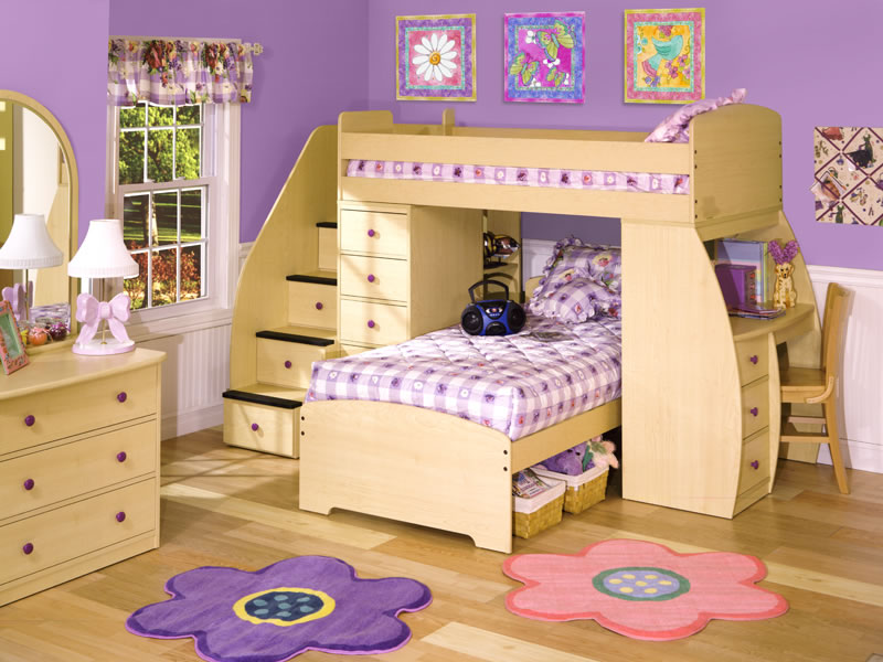 صور اشكال غرف نوم اطفال , ديكورات جميله لحجرات الاطفال