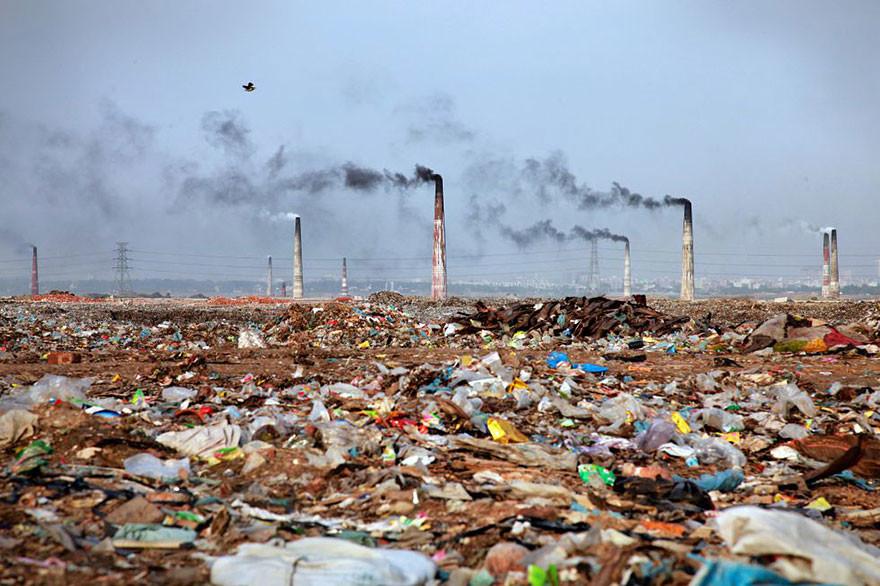 صوره صور عن التلوث , التلوث واثاره علي الانسان