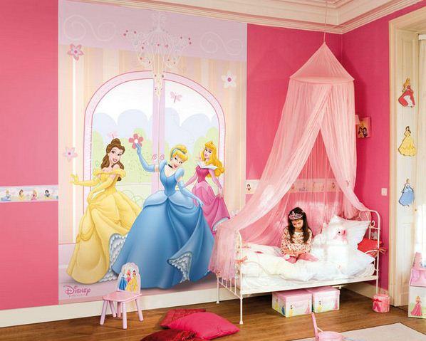 بالصور غرف نوم بنات اطفال , هتجيبي بنوتة تعالي اوريكى احلي غرف نوم ليها 4819 1