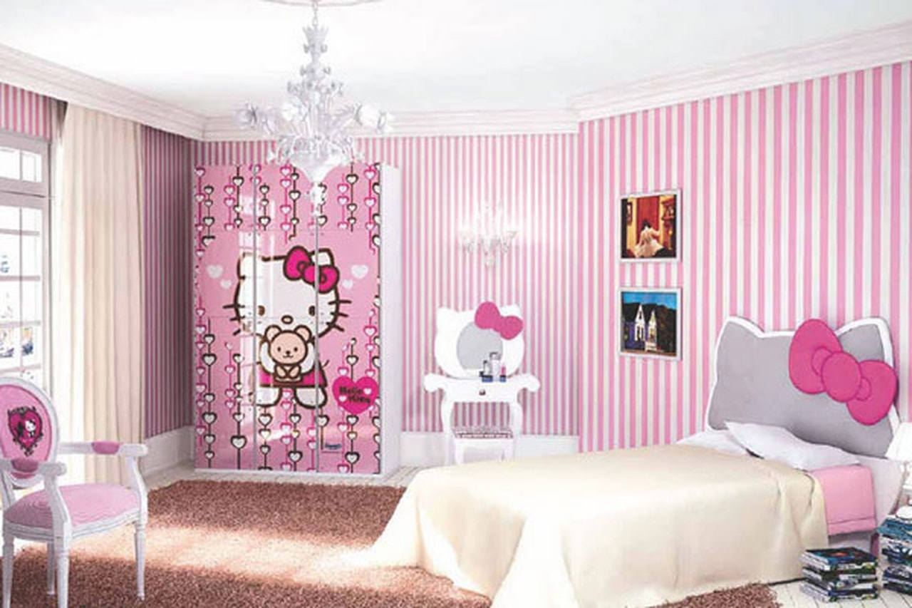 بالصور غرف نوم بنات اطفال , هتجيبي بنوتة تعالي اوريكى احلي غرف نوم ليها 4819