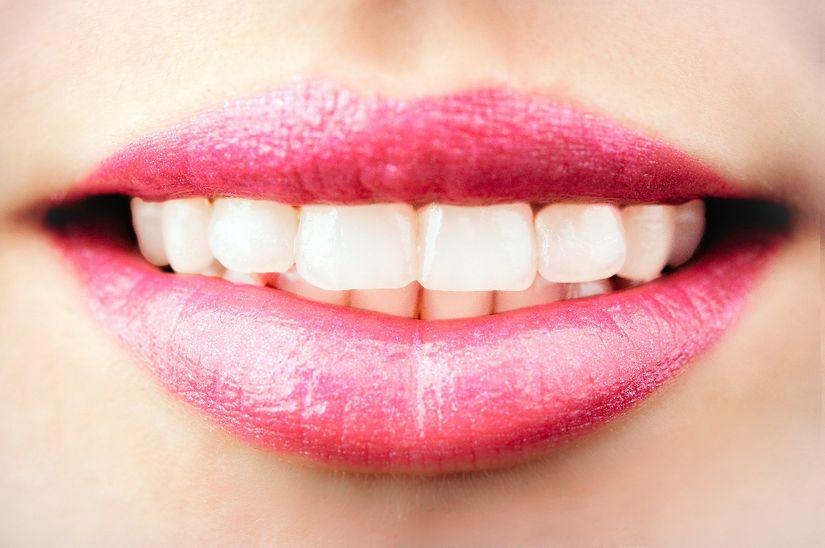 صور كيفية تبييض الاسنان , طرق الحصول علي اسنان صحية
