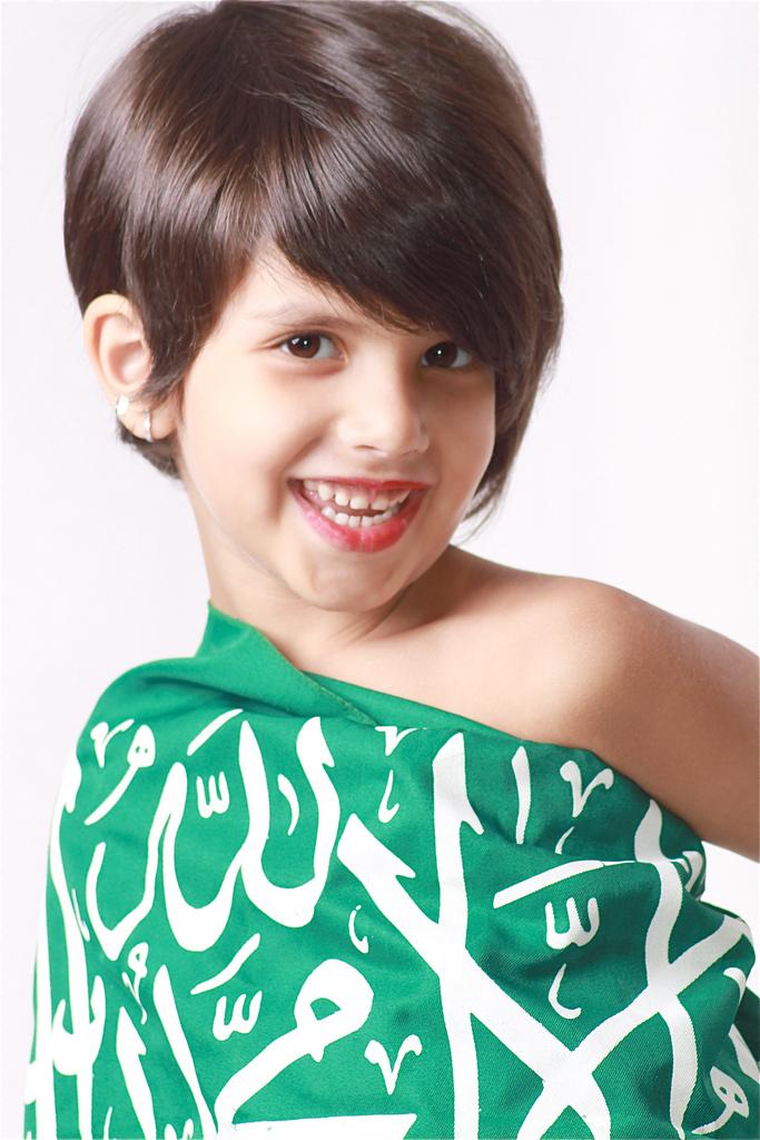 بالصور بنات سعوديات , اجمل طفلات سعوديات 740 12