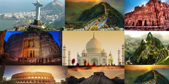 صور عجائب الدنيا السبع , ما تبقى من عجائب الدنيا السبع