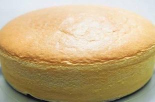صوره طريقه عمل الكيكه الاسفنجيه , تعلمى معنا الطريقه الصحيحه لعمل الكيكه الاسفنجىه