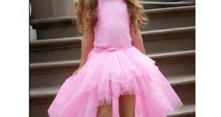 صوره فساتين سواريه اطفال , فستان سهرة للصغار