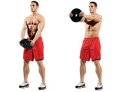 صورة تمارين الكتف , تدريبات عضلات الكتف 236