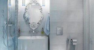 صوره ديكورات حمامات بسيطة , تصاميم كلاسيكية للحمام