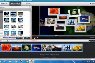صوره عمل فيديو من الصور , طريقة تصميم فيديو بالصور