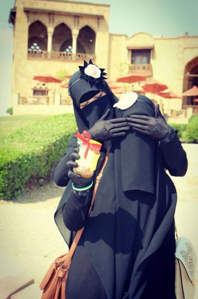 بالصور صور بنات منقبات , اجمل صور للنقاب 2732 10