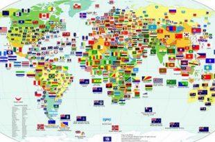 بالصور كم عدد دول العالم , معلومات عن دول العالم 2753 12 310x205