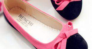 صور احذية فلات , شوزات بدون كعب