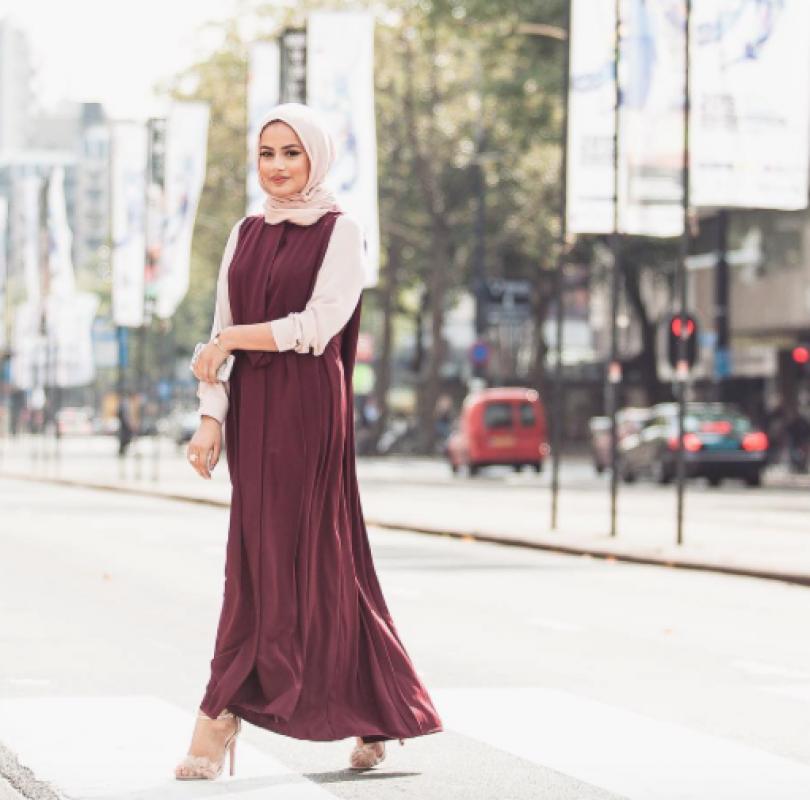 837602823 ملابس محجبات 2019 , احدث صيحات في ملابس المحجبات - قصة شوق