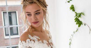 صوره تسريحات شعر عروس , تسريحات جميله لعروس العام