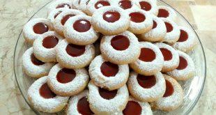 صوره حلويات جزائرية بالصور سهلة التحضير , اسهل الحلويات الجزائريه