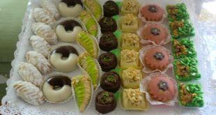 صوره حلويات الافراح بالصور والطريقة , طريقة تحضير الحلويات للاعراس