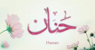 صوره معنى اسم حنان , ارق الاسامى واروعها