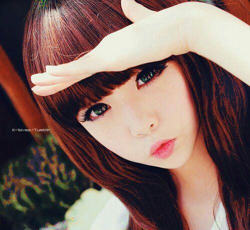 بالصور اجمل بنات كوريات في العالم , احلى فتيات فى كوريا 61 8