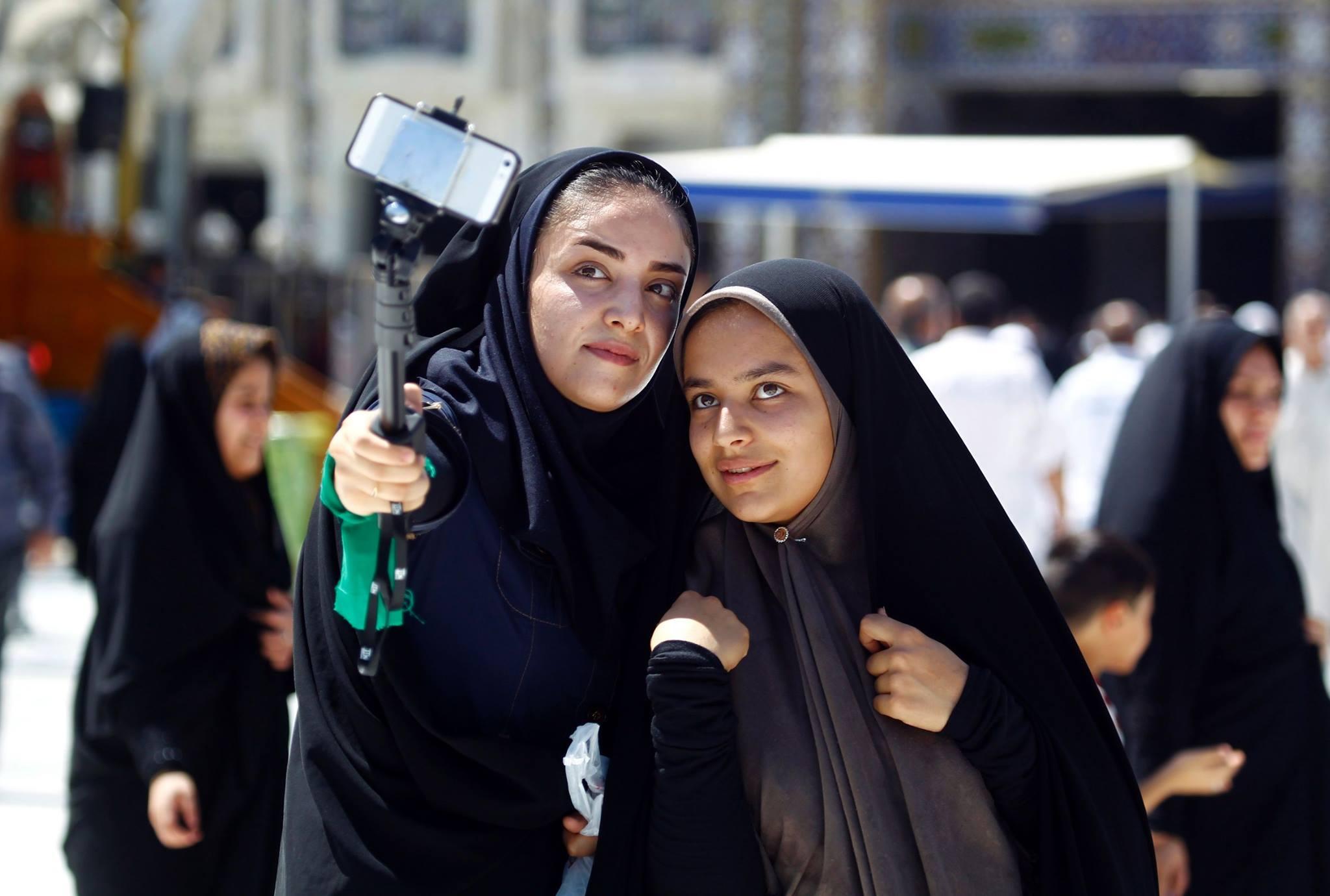 بالصور بنات ايرانيات , الايرانيات والجمال الهادئ 791 1