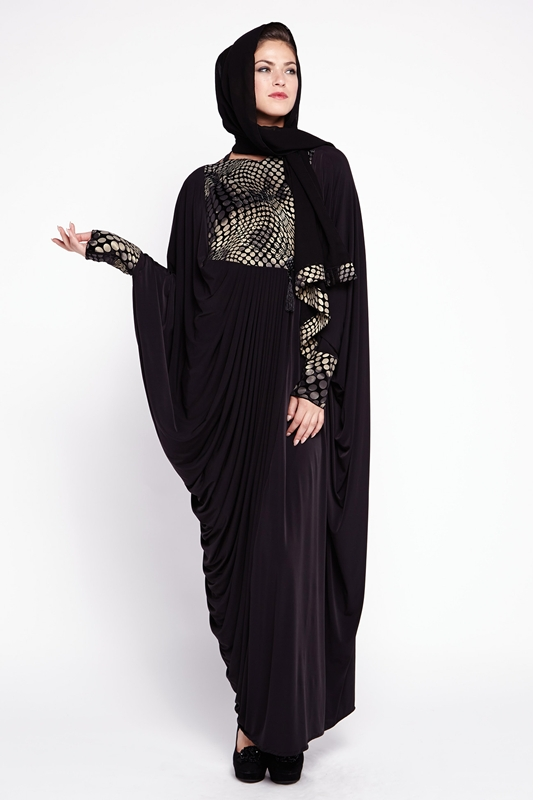 بالصور عبايات سعودية , اشيك و اجمل عبايات خليجية 91 1