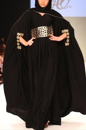 بالصور عبايات سعودية , اشيك و اجمل عبايات خليجية 91 5