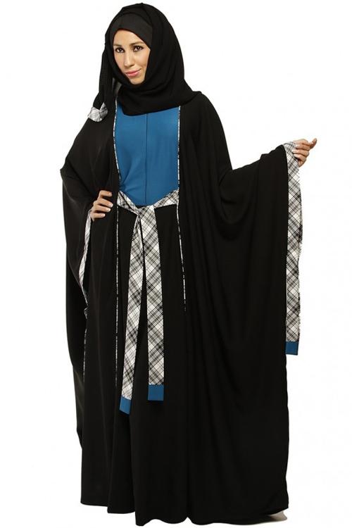 بالصور عبايات سعودية , اشيك و اجمل عبايات خليجية 91 9
