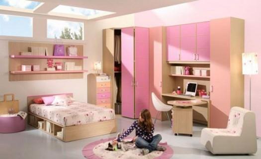 صور صور غرف نوم بنات , احدث غرف نوم البنات واروعها