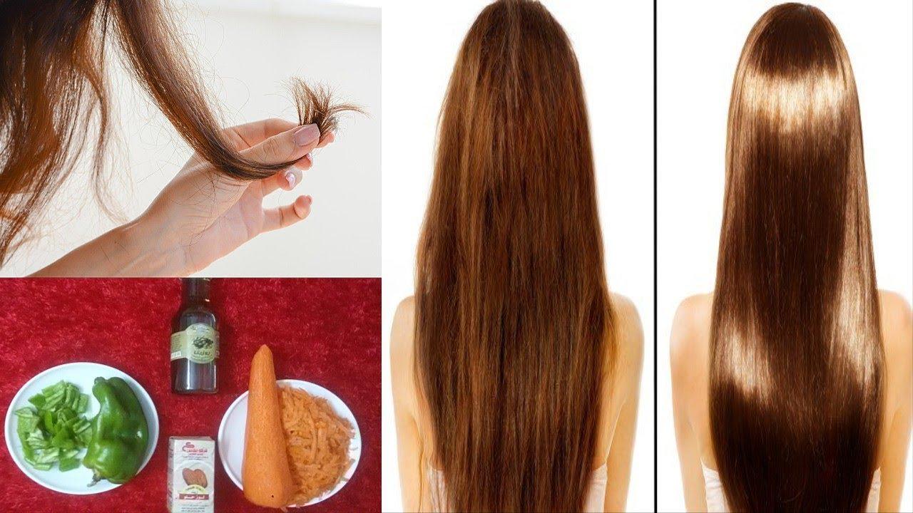 بالصور علاج تقصف الشعر , وصفات رهيبة لعلاج تقصف الشعر 3331