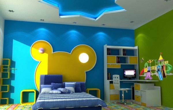 بالصور الوان غرف نوم اطفال , اجعل طفلك سعيدا . 6326 11