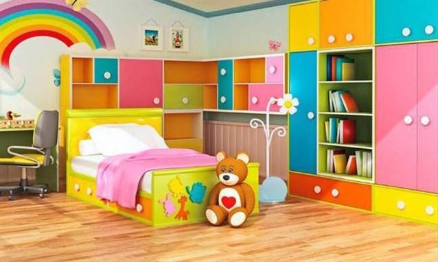 بالصور الوان غرف نوم اطفال , اجعل طفلك سعيدا . 6326 3