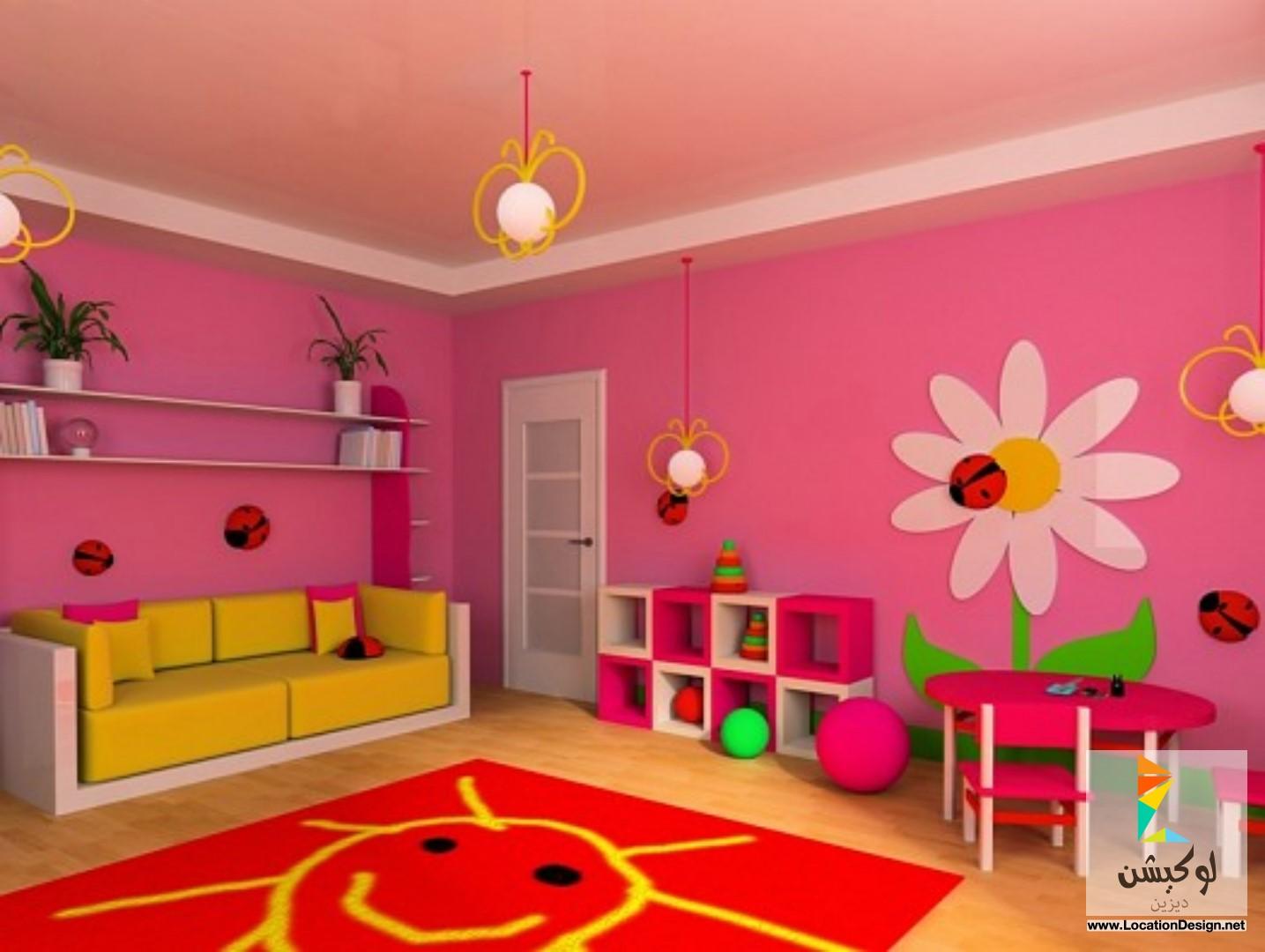 بالصور الوان غرف نوم اطفال , اجعل طفلك سعيدا . 6326 4