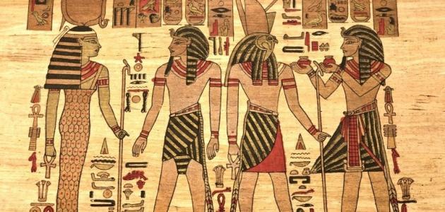 بالصور حضارة مصر القديمة , القدماء المصرين اشخاص عظماء . 6376 4