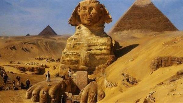 بالصور حضارة مصر القديمة , القدماء المصرين اشخاص عظماء . 6376 8