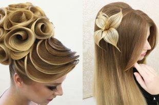 صوره اجمل شعر في العالم , اروع الاطلالات لتسريحات وقصات الشعر