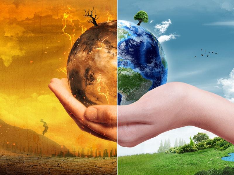 صورة تعبير عن التلوث , كلمات عن التلوثات في البيئة