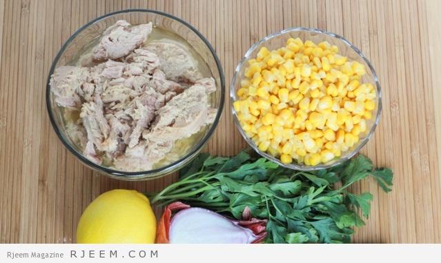 بالصور رجيم التونة , ابسط انواع الرجيم والذها سمك التونة مع الخضروات 115 2