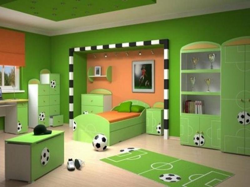 بالصور غرف اولاد , اشيك الغرف المخصصة للاطفال لكن الولاد منهم 1248 11