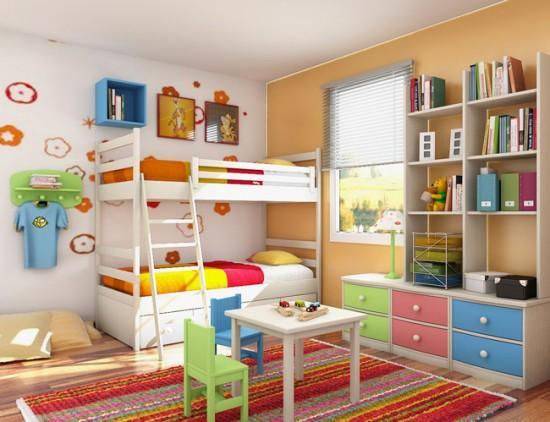 بالصور غرف اولاد , اشيك الغرف المخصصة للاطفال لكن الولاد منهم 1248 2