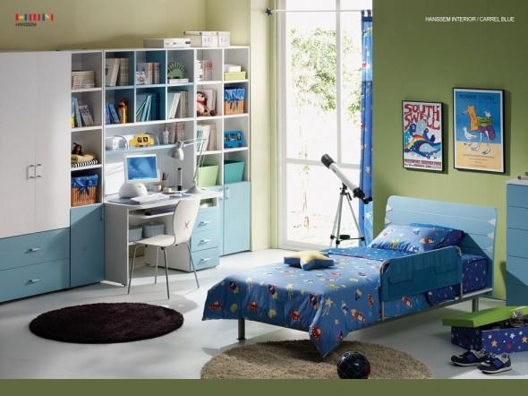 بالصور غرف اولاد , اشيك الغرف المخصصة للاطفال لكن الولاد منهم 1248 4