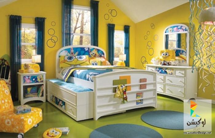 بالصور غرف اولاد , اشيك الغرف المخصصة للاطفال لكن الولاد منهم 1248 5