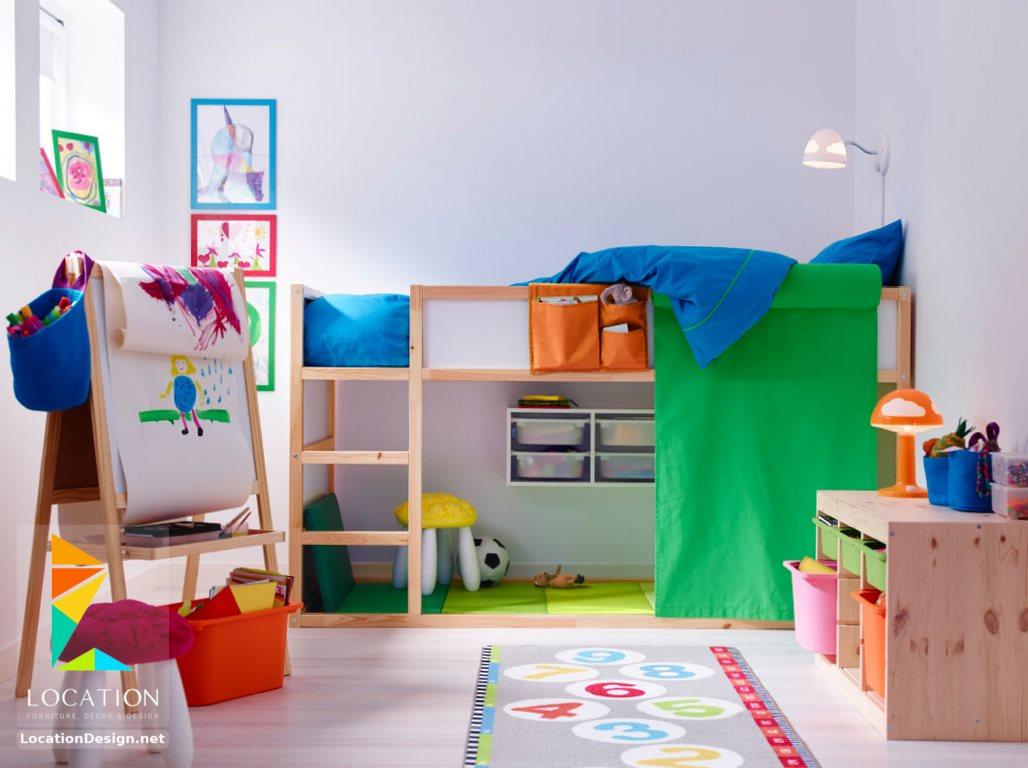بالصور غرف اولاد , اشيك الغرف المخصصة للاطفال لكن الولاد منهم 1248 6