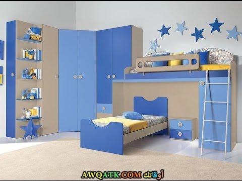 بالصور غرف اولاد , اشيك الغرف المخصصة للاطفال لكن الولاد منهم 1248 7