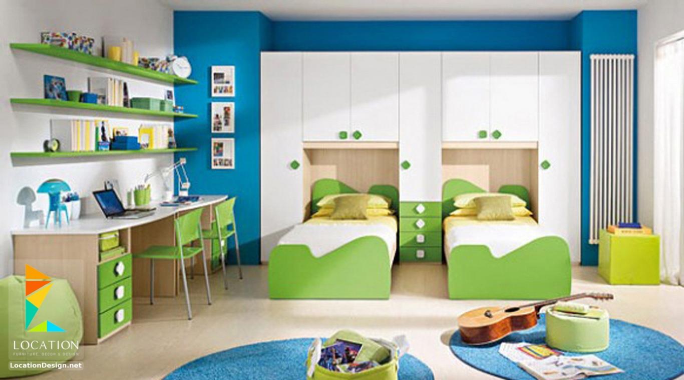 بالصور غرف اولاد , اشيك الغرف المخصصة للاطفال لكن الولاد منهم 1248 9